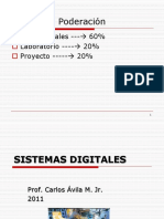 Electronica Digital I -CURSO