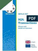 SQL-Transactions Handbook En