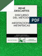03.Rene Descartes Discurso Del Metodo Unlocked