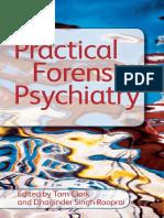 Practical Forensic Psychiatry