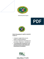 National Drug Policy Programs Overview