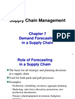 Chapter 7 (Forecasting)