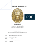 Pre-Informe I - Practicas de Introduccion Al Diseño Electrico