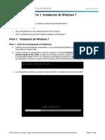 _S1 - Práctica de Laboratorio 1 - Instalación de Windows 7 y 8