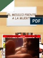 EL Medico Frente a La Muerte