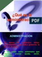 Pensamiento administrativo2