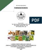 Buku PP Praktikum Farmakognosi 2019