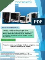 Presentation Patient Monitor