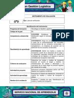 IE Evidencia 7 Analisis de Caso Identificacion de Modos y Medios de Transporte V2