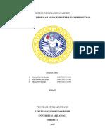 Outline Sistem Informasi Manajemen