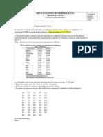 calcular indicadores estadísticos