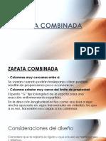 Zapata Combinada (1)