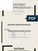 micros cap I y II