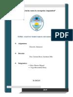 Derecho aduanero almancenes y depositos