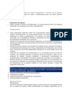 Datos Generales Modulo II - Accion Pastoral frente al feminicidio