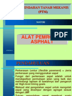 9 Alat Proses Aspal
