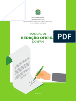 Manual Redacao Do Ifrn