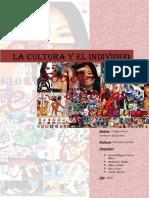 La Cultura Y El Individuo