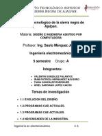 INTRODUCCION A SISTEMAS CAD-CAE