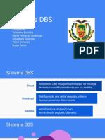 Sistema DBBS
