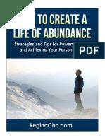 Abundance Life eBook
