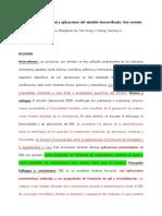 5. Estructura, funcionalidad - Enzimas desramificadoras + Revisión