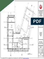Zapana_c_tp - Plano - A103 - Planta Segundo Nivel