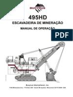 495HD - Manual de Operação