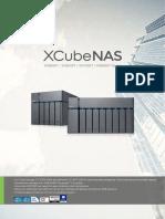 QSAN XCubeNAS Software