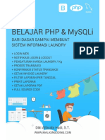 Belajar PHP & MySQLi