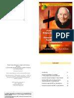 Padre Pedro Richards y MFC en Latinoamerica
