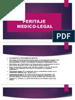 Peritaje medico legal