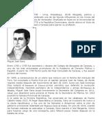Miguel José Sanz - Biografia