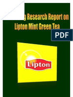 Research on lipton
