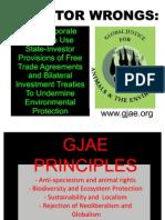 GJAE NAFTA CAFTA State Investor Presentation