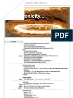 Synchronicity - The Key of Destiny - Content