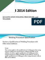 API 1104 2014 Edition