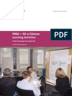 PMA at a Glance