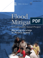 Flood Mitigation_a Community Based Project