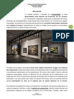 Principios de La Museocrafia