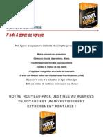 Devis Site Travel Agency