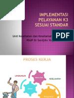 3. Implementasi k3 Sesuai Standar