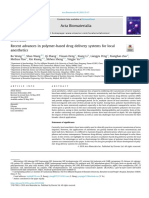 Recent Advances in Polymer-based Drug Delivery Systems for Local Anesthetics