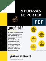 Ppt 5 Fuerzas de Porter