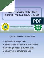 4. Pemeliharaan Utilitas Pwr Point