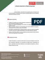 d. Diseno Industrial en Plastico Inyectado p18