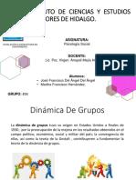 Exp-dinamica de Grupo