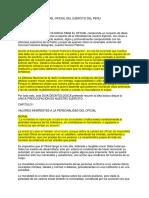 Guía Deontologica Del Oficial Del Ejercito Del Perú