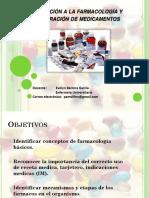 Farmacodinamia y Cinetica