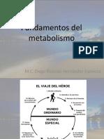 Fundamento Del Metabolismo